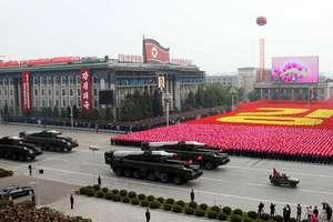 Kim Dzong Un wojną ciągle straszy