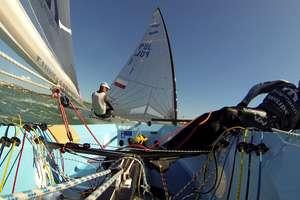 Piotr Kula trzeci w regatach Training Camps Trophy