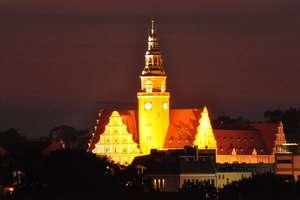 Godzina dla Ziemi w Olsztynie