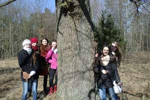 Licealiści w poszukiwaniu wiosny