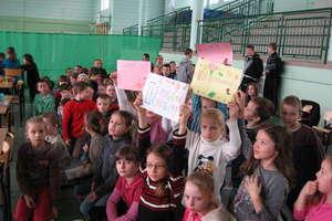 Turniej Matematyczny w SP w Nowej Wsi Ełckiej