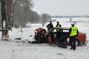 Jedna osoba ranna w wypadku w Dąbrówce