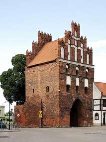 Brama Kamienna (Chełmińska) w Brodnicy