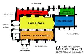 Centrum Sztuki Galeria El w Elblągu