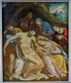 Kościół z XVI wiecznym obrazem (Ukta)