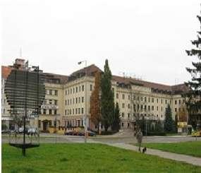 Dawny budynek prezydium policji w Elblągu