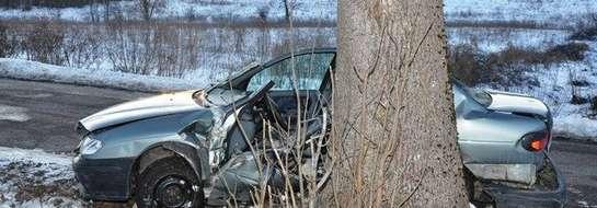 W wypadku w  miejscowości Romany ciężko ranny został kierowca