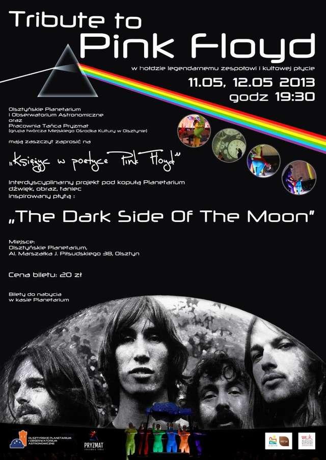 Księżyc w poetyce Pink Floyd. Niezwykłe widowisko w planetarium - full image