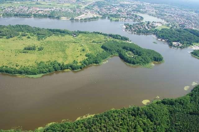 Wielka Żuława widziana z lotu ptaka - full image