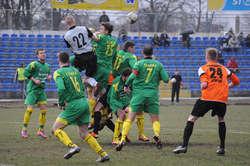 Concordia przegrała z Siarką Tarnobrzeg 0:2