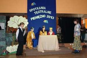 Spotkania teatralne dzieci i młodzieży