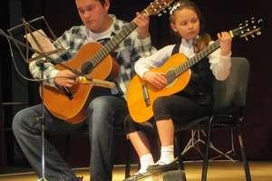 Koncert uczniów Węgorzewskiej Akademii Muzyki
