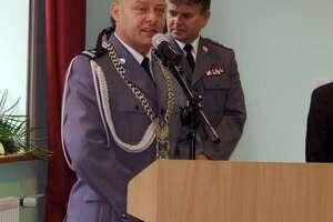 Zastępca komendanta głównego odwołany. CBA bada jego majątek