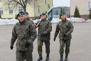 Generał Wojsk Obrony Przeciwlotniczej uhonorował gołdapski pułk