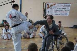 Karatecy ze Szczytna ćwiczyli z mistrzami