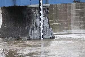 Stany rzek podwyższone, ale podtopień na razie nie ma