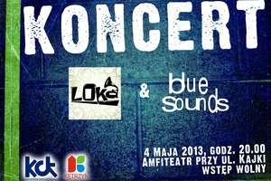 Koncert zespołów Loka i Blue Sounds