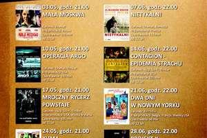 Mazurskie kino plenerowe