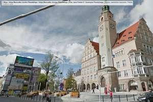 Olsztyn w końcu w Google Street View! Zobacz też cały region
