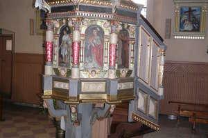 W maju ruszy remont kościelnej ambony