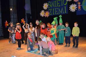 Przedszkolaki ze Stokrotki uczciły Dzień Ziemi