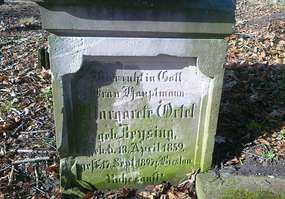 Cmentarz ewangelicki w Wirwajdach