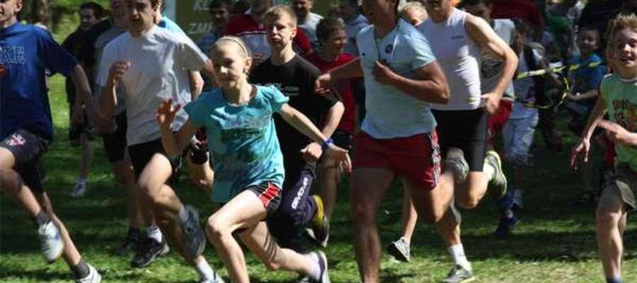 Ogólnopolskie Biegi Rodzinne to impreza z wieloletnią tradycją