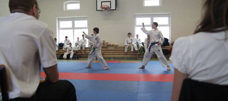 Jedną z konkurencji turnieju w Bartoszycach będą układy formalne