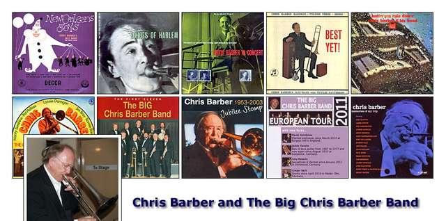 Posłuchaj jak gra Chris Barber - full image