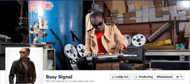 Ostróda Reggae Festiwal 2013: Busy Signal - full image