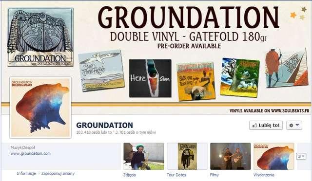 Ostróda Reggae Festival 2013: Groundation - full image