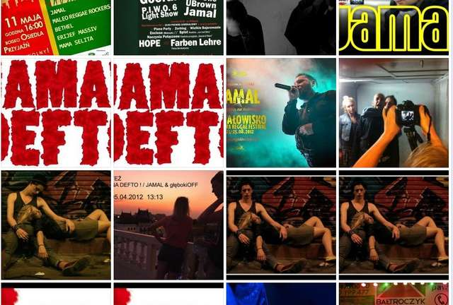 ORF 2013. Jamal: DEFTO - full image