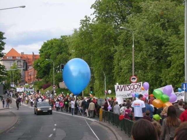 Marsz dla Życia i Rodziny - full image