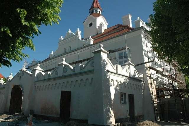 Zabytkowy ratusz w Działdowie będzie siedzibą jedynego w Europie Interaktywnego Muzeum Państwa Krzyżackiego - full image
