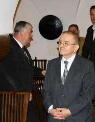 Honorowe obywatelstwo Pasłęka otrzyma na najbliższej sesji Witold Żak