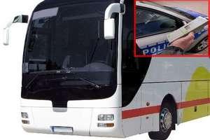 Pijany kierowca autobusu miał zawieźć dzieci na wycieczkę