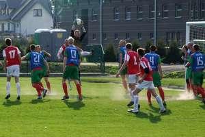 IV Liga: Start Nidzica - Vęgoria Węgorzewo 0:0
