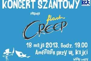 Koncert zespołu Flash Creep
