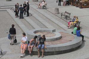Remont na starówce w Olsztynie. Przebudują fontannę
