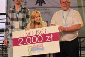 Duet z Dąbrowy Białostockiej wygrał festiwal w Gołdapi