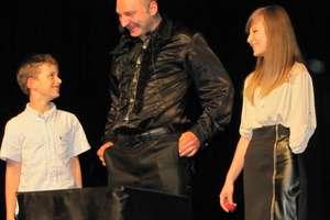 Czary na scenie w Gołdapi