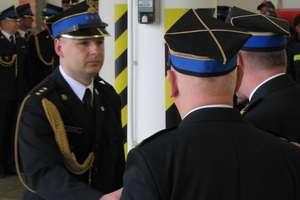 Dzień Strażaka w Gołdapi: komendant awansowany, zastępca powołany