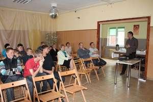 Spotkanie z archeologiem w Świętajnie