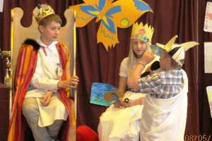 Święto szkoły w PSP w Dąbrównie