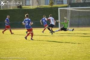 Wielkie emocje w Ełku. Pięć bramek w meczu na szczycie