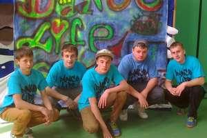 Grupa Dance –Life –Style występowała w szkołach
