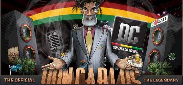Ostróda Reggae Festival 2013: Don Carlos  - full image