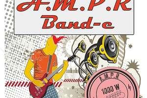 Rockowa Impreza z zespołem A.M.P.R. Band-e