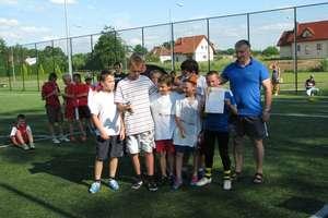 Młodzieżowy turniej piłki nożnej
