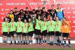 Chłopcy z Gimnazjum nr 2 w Działdowie wygrali wojewódzkie Coca-Cola Cup 2013